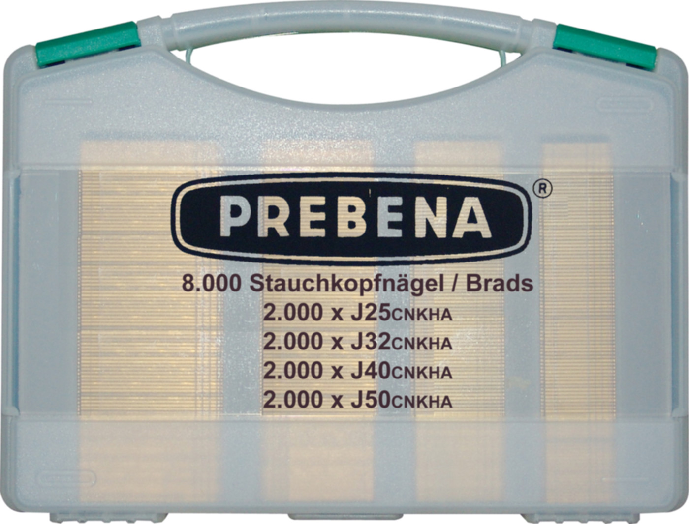 stauchkopfnägel j-box : pr53.0150, prebena - qualitativ hochwertige